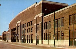 Amphitheatre, 4220 South Halsted Chicago