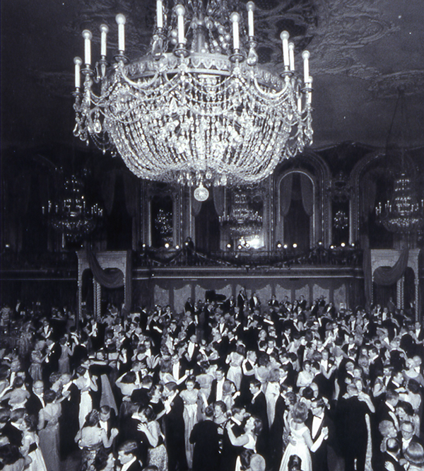 The Passavant Cotillion and Christmas Ball, 1951 from the collection of The Northwestern Memorial Hospital Woman's Board