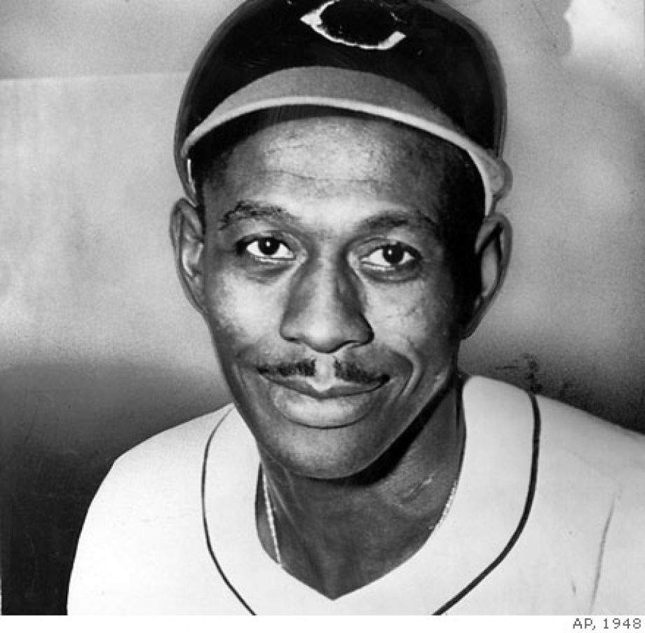 Renowned MLB pitched, Satchel Paige.
