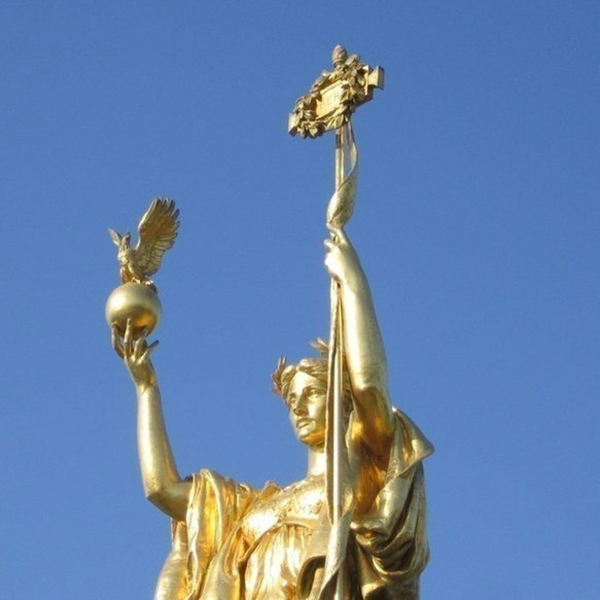The Golden Lady.