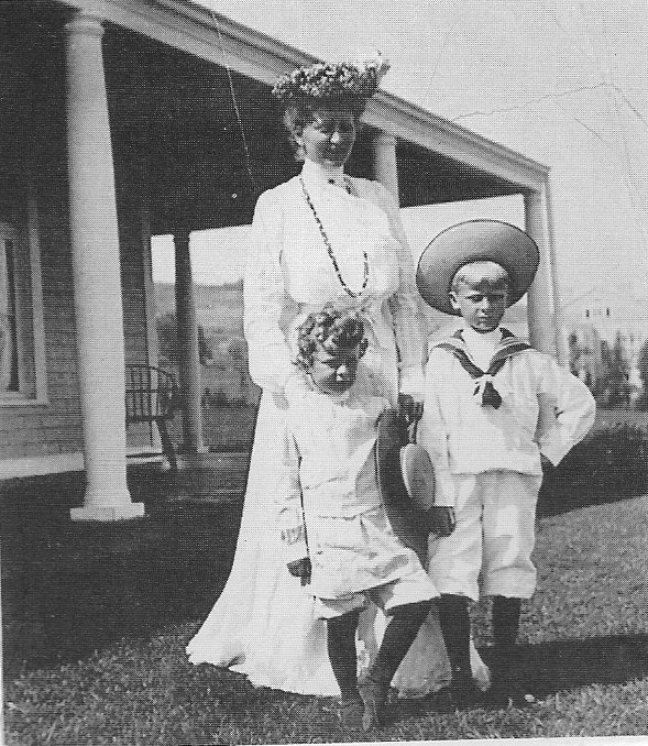 Maud Cabot and sons.