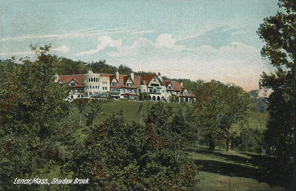 Shadowbrook, located in Lenox, Massachusetts.