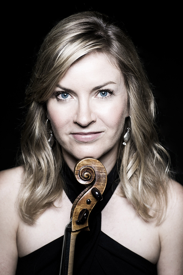 Carol Cook, also from the Lyric, will be playing her viola for the performance.