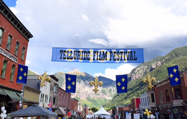 TELLURIDE, CO - SEPTEMBER 02: (EXCLUSIVE COVERAGE) A general view of Telluride during the Telluride Film Festival 2016 on September 2, 2016 in Telluride, Colorado. (Photo by Vivien Killilea/Getty Images)