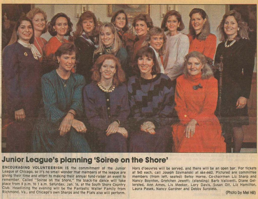 Even Summer Soiree's beginnings were press-worthy.