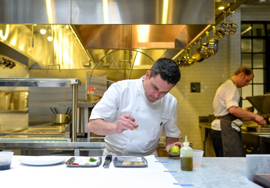 Spoon and Stable Chef and Owner Gavin Kaysen.