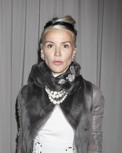 09/09/2009 - Daphne Guinness - 4th Annual FIT Couture Council Award for Artistry of Fashion Luncheon Honoring Dries van Noten - Arrivals - Cipriani 42nd Street, 110 East 42 Street - New York City, NY, USA - Keywords: FIT Fashion Institute of Technology's Couture Council Awards 2009 at Cipriani 42nd Street. - 0 - - Photo Credit: Anthony G. Moore / PR Photos - Contact (1-866-551-7827)