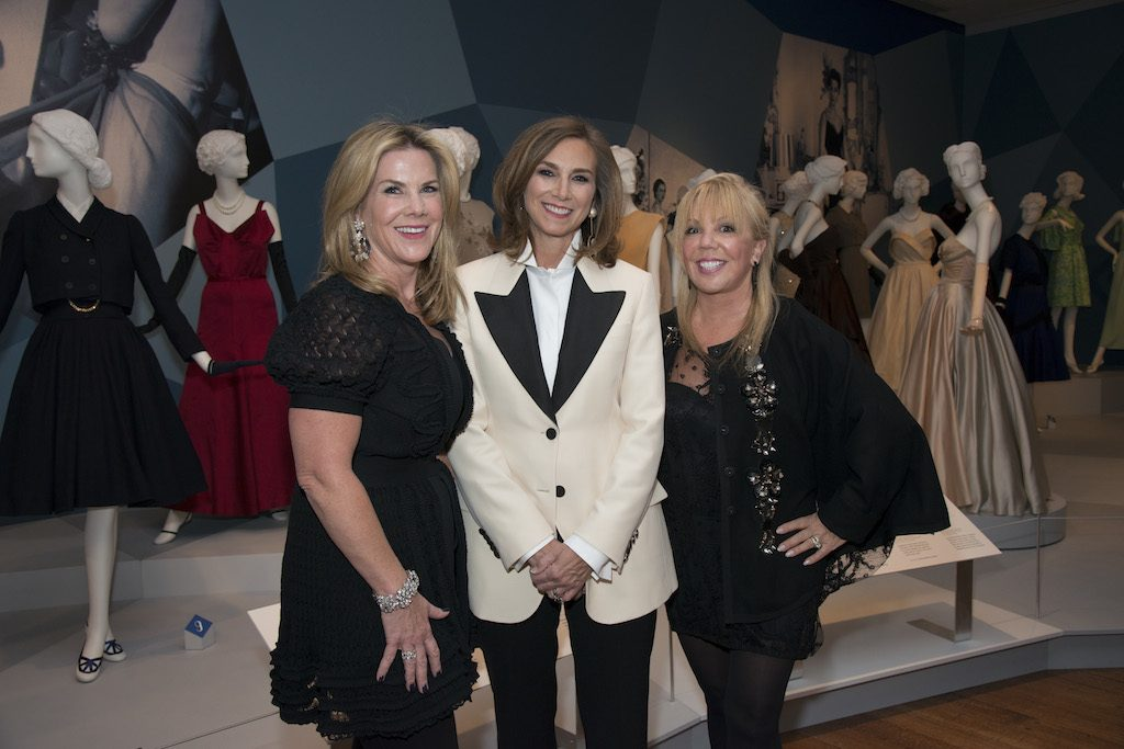 Mary Shearson, Nancy Connelly, and Marci Holzer (Gala Co-Chairs).