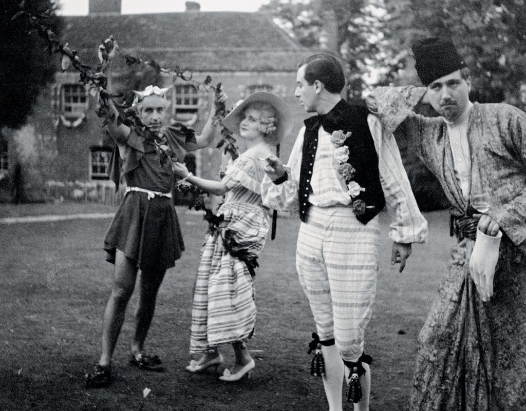 A fete at Ashcombe. Photograph © The Cecil Beaton Studio Archive at Sotheby's.