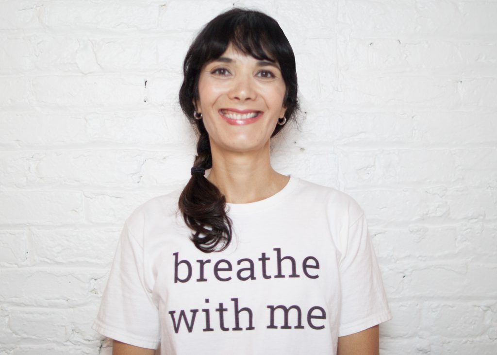 Sylvia Maldonado: Breathe With Me.