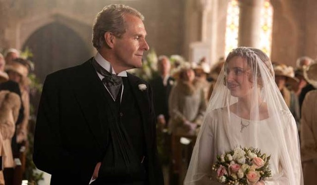 Sir Anthony Strallan and Lady Edith.